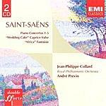 Jean-Philippe Collard Piano Concertos 1-5/'Wedding Cake' Caprice-Valse/'Africa' Fantaisie