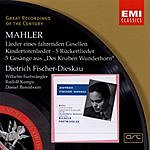 Dietrich Fischer-Dieskau Great Recordings Of The Century: Lieder