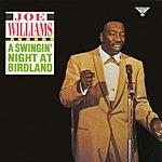 Joe Williams A Swingin' Night At Birdland