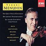 Yehudi Menuhin The Great Violin Concertos
