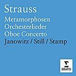 Richard Stamp Songs With Orchestra/Metamorphosen/Oboe Concerto/Violin Sonata