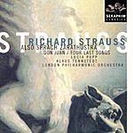 Klaus Tennstedt Also Sprach Zarathustra/Don Juan/Vier Letzte Lieder (Four Last Songs)