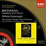 Wilhelm Furtwängler Great Recordings Of The Century: Symphony No.9 'Choral'