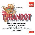 Alain Lombard Turandot (Opera In Three Acts)