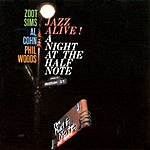 Zoot Sims Jazz Alive: A Night At The Half Note