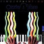 Ozzie Ahlers Fingerpainting