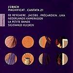 Sigiswald Kuijken Magnificat in D Major, BWV 243/Cantata No.21, BWV 21