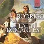 Sharon Isbin Rodrigo & Latin Romances