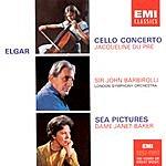 Jacqueline Du Pré Cello Concerto in E Minor/Sea Pictures