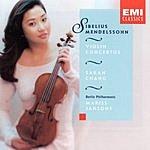 Sarah Chang Violin Concertos