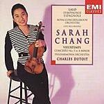 Sarah Chang Symphonie Espagnole/Violin Concerto No.5