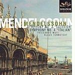 Klaus Tennstedt Symphonies Nos.3 'Scottish' & 4 'Italian'