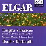 Sir Adrian Boult Enigma Variations/Pomp & Circumstance Marches/Cockaigne (In London Town)