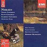 Herbert Blomstedt Violin Concerto/Flute Concerto/Clarinet Concerto/Orchestral Works