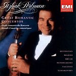 Itzhak Perlman Great Romantic Concertos