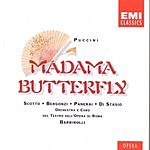 Sir John Barbirolli Madama Butterfly (Opera In Two Acts)