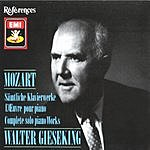 Walter Gieseking Complete Solo Piano Works