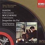 Jacqueline Du Pré Great Recordings Of The Century: Cello Concertos