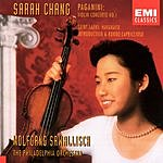 Sarah Chang Violin Concerto No.1/Havanaise/Introduction & Rondo Capriccioso