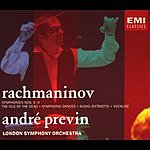André Previn Symphony No.1 in D Minor/The Isle Of The Dead/Symphony No.2 in E Minor/Vocalise/Aleko/Symphony No.3 in A Minor/Symphonic Dances