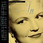 Peggy Lee Great Ladies Of Song: Spotlight On Peggy Lee
