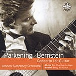 Christopher Parkening Concerto For Guitar/The Alhambra/Essay For Guitar