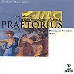 David Munrow Dances From Terpsichore/Motets