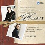 Emmanuel Pahud Flute Concerto No.1/Concerto For Flute & Harp/Clarinet Concerto