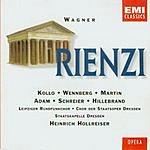 Heinrich Hollreiser Rienzi (Opera In Five Acts)