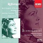 Elisabeth Schwarzkopf Vier Lezte Lieder (Four Last Songs)/Capriccio/Arabella