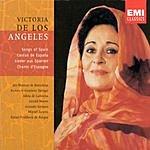 Victoria De Los Angeles Songs of Spain