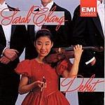 Sarah Chang Debut