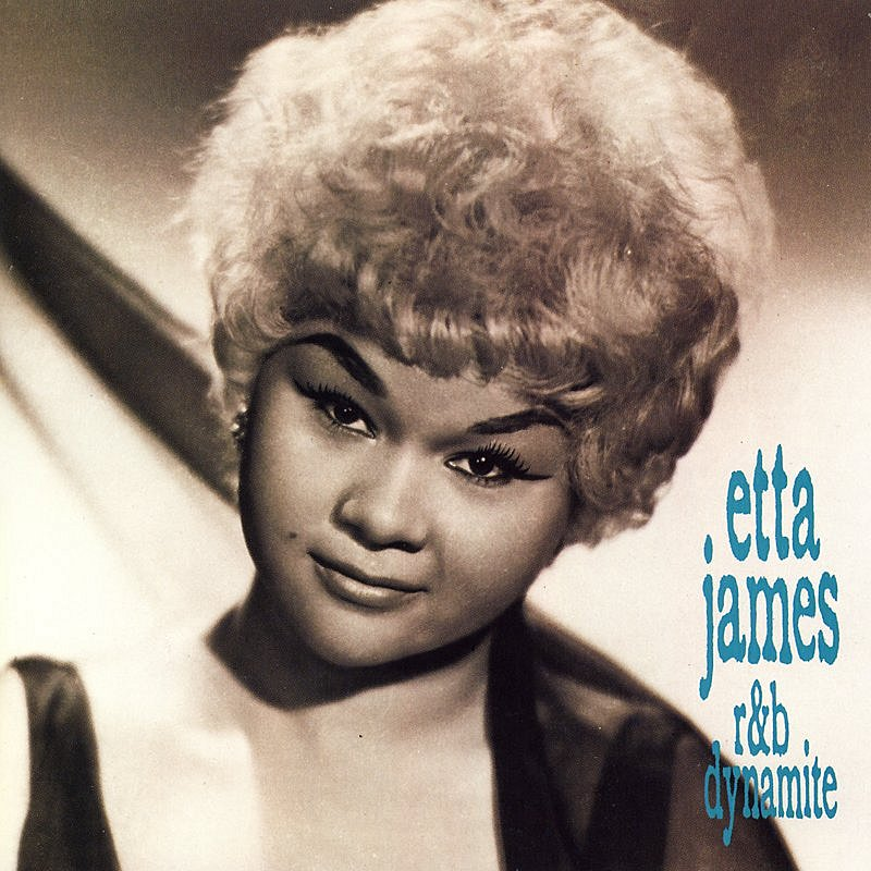 Cover Art: R & B Dynamite