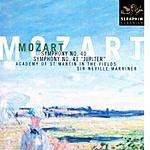 Neville Marriner Symphony No.40/Symphony No.41 'Jupiter'