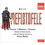 Julius Rudel Mefistofele (Opera In Four Acts & Prologue)