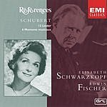 Edwin Fischer 12 Lieder/6 Moments Musicaux