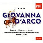 James Levine Giovanna D'Arco (Opera In Three Acts With Prologue)