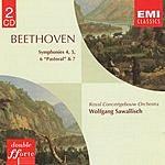Wolfgang Sawallisch Symphonies 4, 5, 6 'Pastoral' & 7