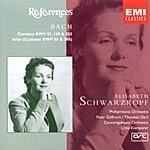 Elisabeth Schwarzkopf Bach Cantatas And Arias