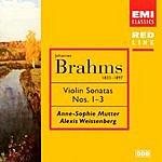 Alexis Weissenberg Violin Sonatas Nos.1-3