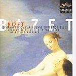 Neville Marriner Symphony in C Major/L'Arlesienne Suites Nos.1 & 2