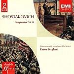 Paavo Berglund Symphony No.7 in C Major/Symphony No.11 in G Minor