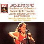 Jacqueline Du Pré Favourite Cello Concertos