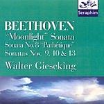 Walter Gieseking Piano Sonatas Nos.8 'Pathetique', 9, 10, 13 & 14 'Moonlight'