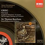 Sir Thomas Beecham Peer Gynt/Symphonic Dance/Concert Overture 'In Autumn'/An Old Norwegian Folksong With Variations