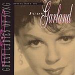 Judy Garland Great Ladies Of Song: Spotlight On Judy Garland