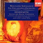 Wolfgang Sawallisch Mathis Der Maler/Symphonic Metamorphosis Of Themes By Carl Maria Von Weber/Nobilissima Visione