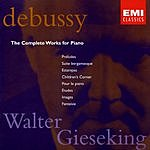 Walter Gieseking The Complete Works For Piano