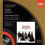 Carlo Maria Giulini Great Recordings Of The Century: Don Carlo (Opera In Five Acts)