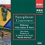 John Harle Saxophone Concertos